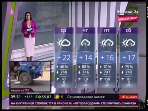 Синоптики рассказали о погоде в Москве на 1 мая