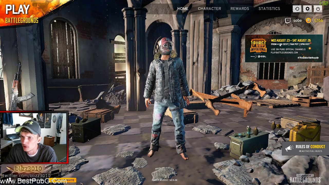 Pubg Character: PubG Best FPS And Launch Options Settings PubG