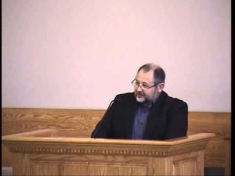 Pastor Dave Peters Saturday March 17 2012 Mens Morning Service