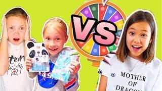 Сестрички VS Maria OMG /BACK TO SCHOOL / Покупаем школьную КАНЦЕЛЯРИЮ