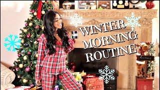 winter-morning-routine-2017