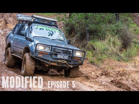 Modified Toyota 80 series Landcruiser, Modified Episode 5