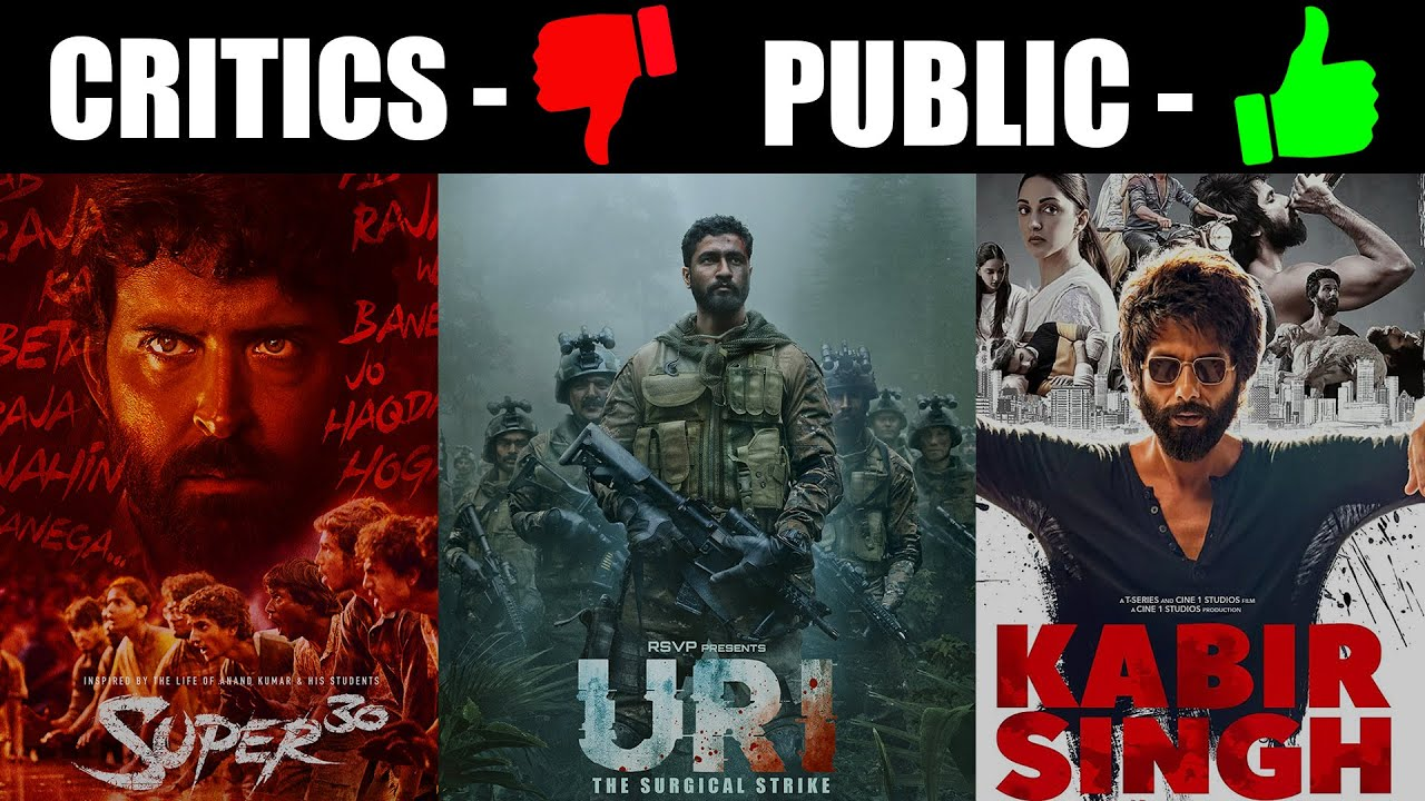 Everything Wrong With Film Criticism In India Critics Vs Public Youtube