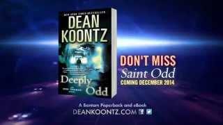 DEEPLY ODD by Dean Koontz (Now in Paperback!)