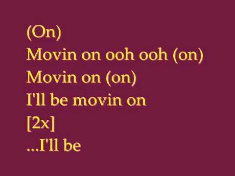 Mya (featuring Silk Da Shocker) Movin' On With Lyrics