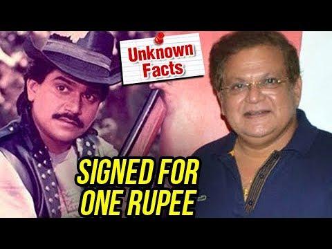 Laxmikant Berde Was Signed For One Rupee | Dhumdhadaka | Unknown Facts Of Marathi Cinema