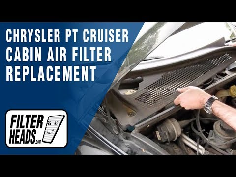 pt cruiser fuel filter location how to replace cabin air    filter    chrysler    pt       cruiser    youtube  how to replace cabin air    filter    chrysler    pt       cruiser    youtube