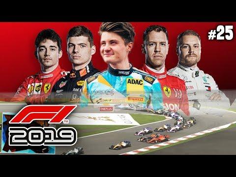 Wer bremst, verliert | F1 2019 #25 | Bahrain 🇧🇭 | Dner