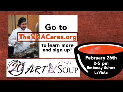 VNA ART AND SOUP OMAHA 2017 COMMERCIAL BY KMTV