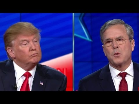 Bush to Trump: You can't insult your way to presidency