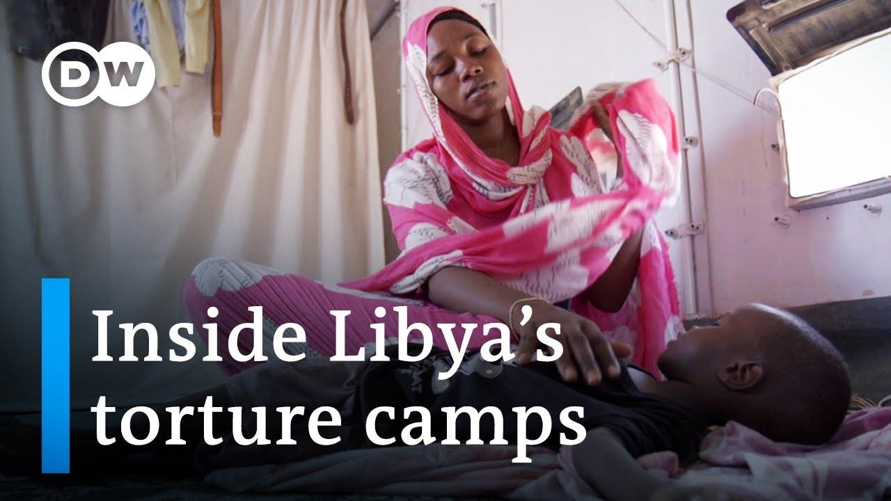 Human trafficking in Libya | DW Documentary