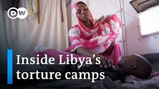 Human trafficking in Libya | DW Documentary