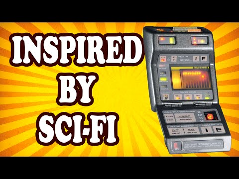 Top 10 Inventions Inspired by Science Fiction — TopTenzNet