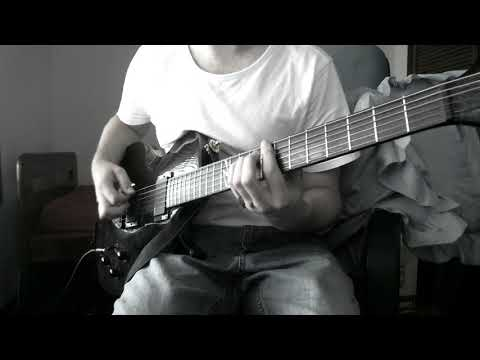 Bethlehem - Schatten Aus Der Alexander Welt (Guitar Cover)