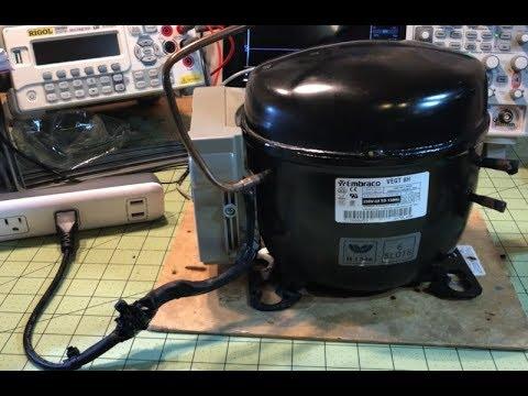 vcc3 inverter compressor tester
