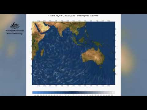 NTCES CH6 2004 Indian Ocean Tsunami Propagation