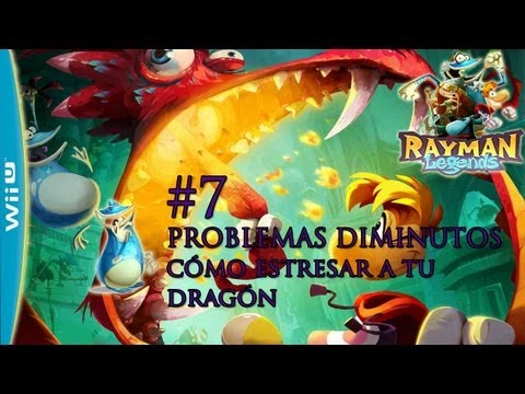 Guía Rayman Legends - Problemas diminutos #7 / Rayman Legends -Teensies in Trouble #7 walkthrough