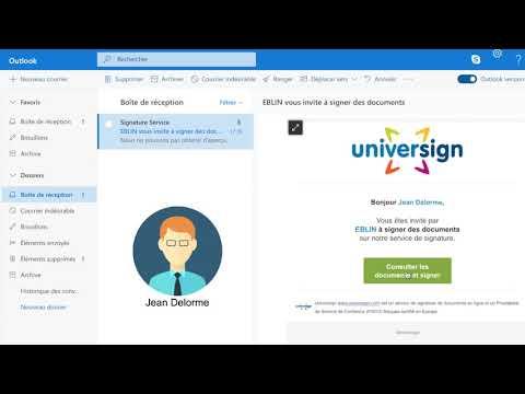 [TUTO] Comment faire signer en ligne un document PDF avec Universign