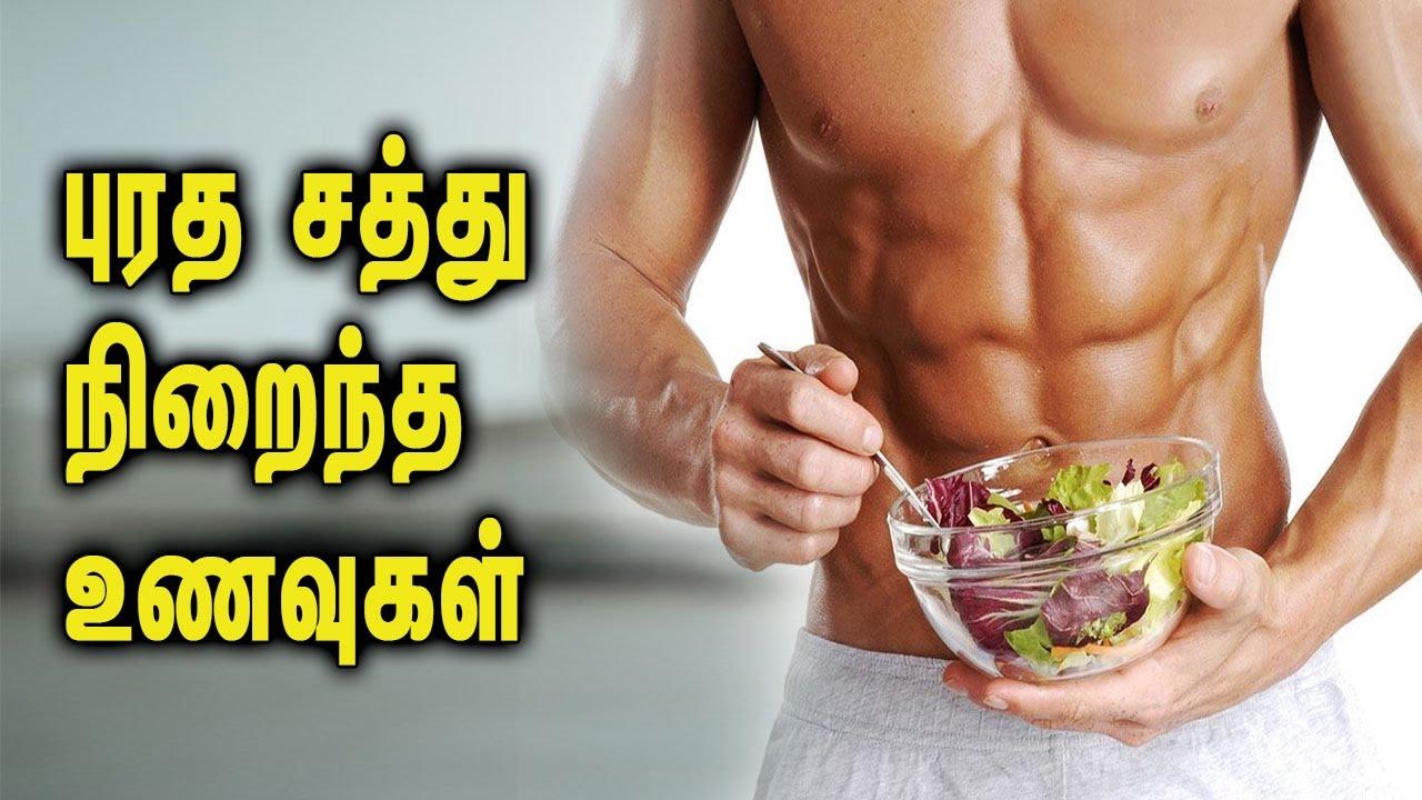 Protein rich foods list