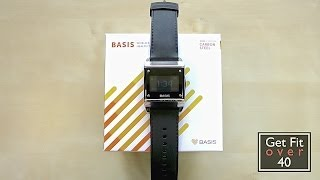 Basis 2014 Carbon Steel Health Tracker Watch Review