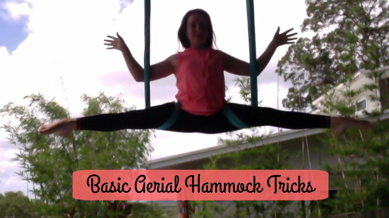 basic aerial hammock tricks    pletely awesome basic aerial hammock tricks    pletely awesome   youtube  rh   youtube