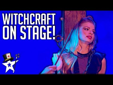 Best BEWITCHED Auditions on Got Talent | Magician's Got Talent