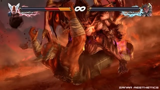 tEKKEN 7 - All Rage Arts  Secret Rage Arts (Finisher Moves) PS4 Pro 1080P 60FPS