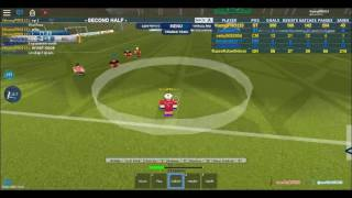 Roblox Euro 2016 PLAY FINAL part 2