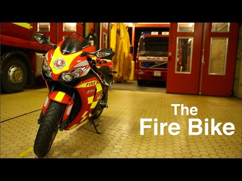The Fire Bike