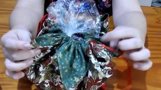 Para o natal aprenda fazer – Porta panetone