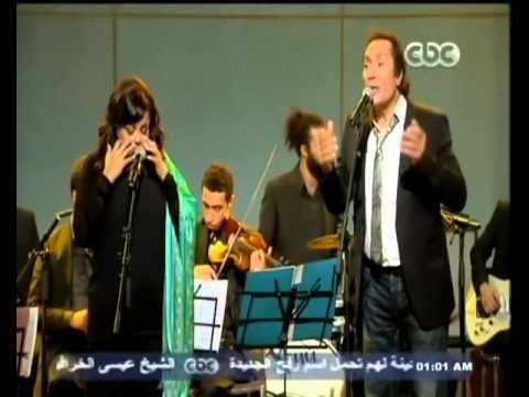 علي الحجار وحنان ماضي - اللقاء الثاني : من برنامج صاحبة السعادة 2015