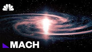 The Milky Way Galaxy Has A Different Shape Than We Used To Think | Mach | NBC News