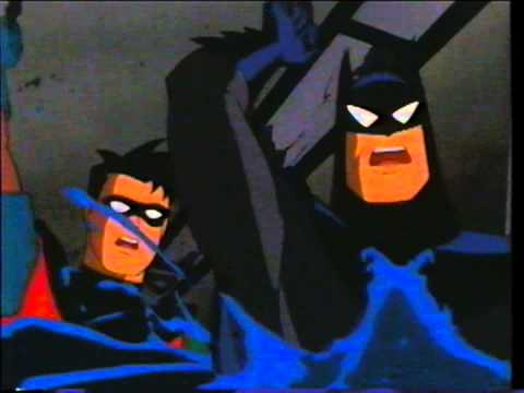 The Adventures of Batman and Robin - VHS Commercial -1995