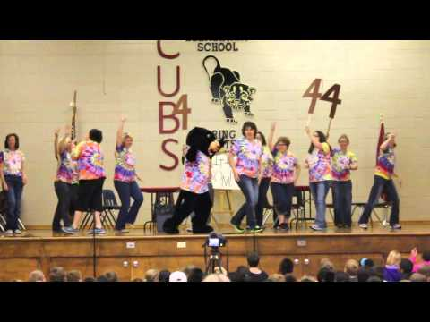 Pyron Elementary Score a 4