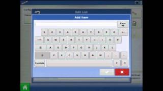 كيفية إضافة زراعة المنتج على Ag زعيم ® Integra/بالعكس عرض