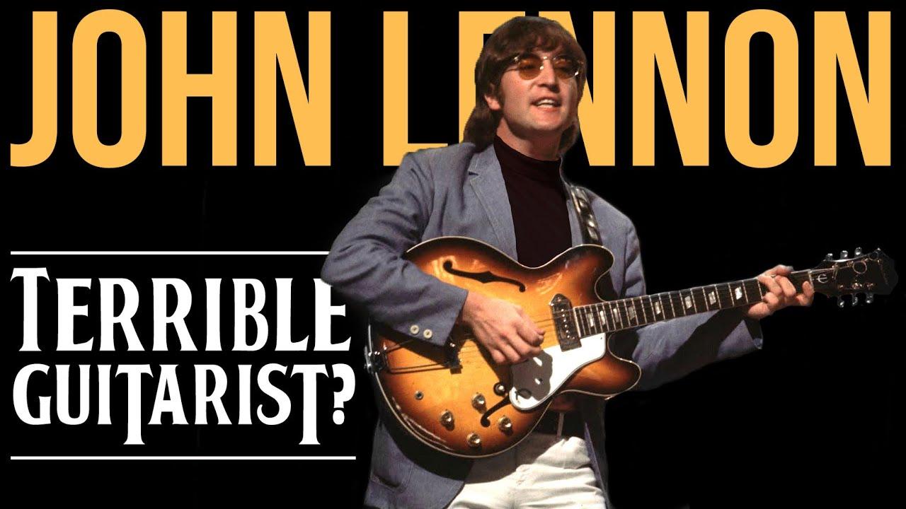 Was John Lennon A Good Guitarist Friday Fretworks Youtube