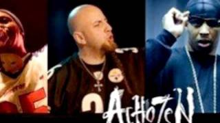 AcHoZeN- new free track - soultrigga. system of a down, wu tang clan 22.mov