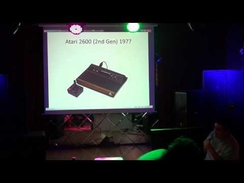 Gamers Naadam history of video games presentation