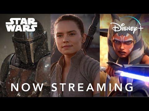 An Entire Galaxy | Star Wars | Disney+