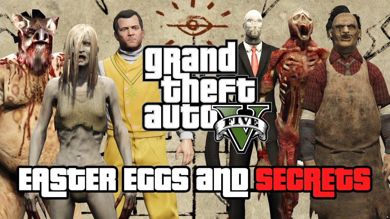 Download GTA 5 - All NEW Easter Eggs And Secrets (2019)
