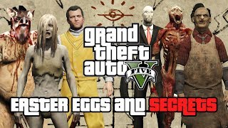 GTA 5 All NEW Easter Eggs And Secrets (2019)