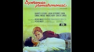 experiencia prematrimonial 1972 spanish full movie