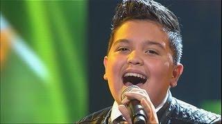 Kim - Ik ben verliefd | Tweede halve finale Junior Songfestival 2013 HD