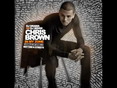3. Chris Brown - Convertible (In My Zone)
