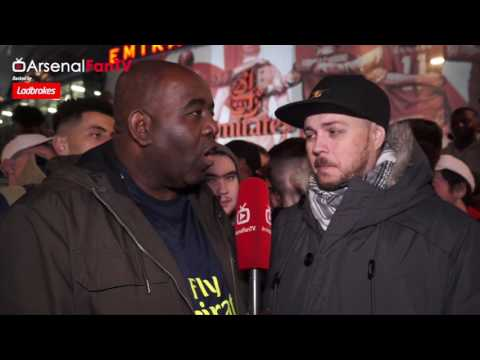 Arsenal 3 West Ham 0 | Time For The Fans To Unite says DT