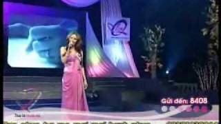 Buc thu tinh thu 2 - Ho Quynh Huong - Thay loi muon noi 7/2010