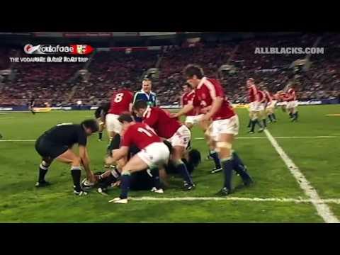 Vodafone Rugby Road Trip:  Keven Mealamu