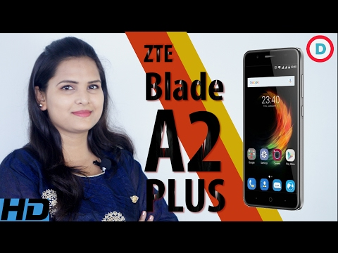 ZTE Blade A2 Plus With 5000mAh Battery | Pros & Cons, Price, Design, Camera & More Specs In Hindi