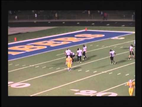 Luke Ferguson (AR) - 2011 Senior Kicking Highlights