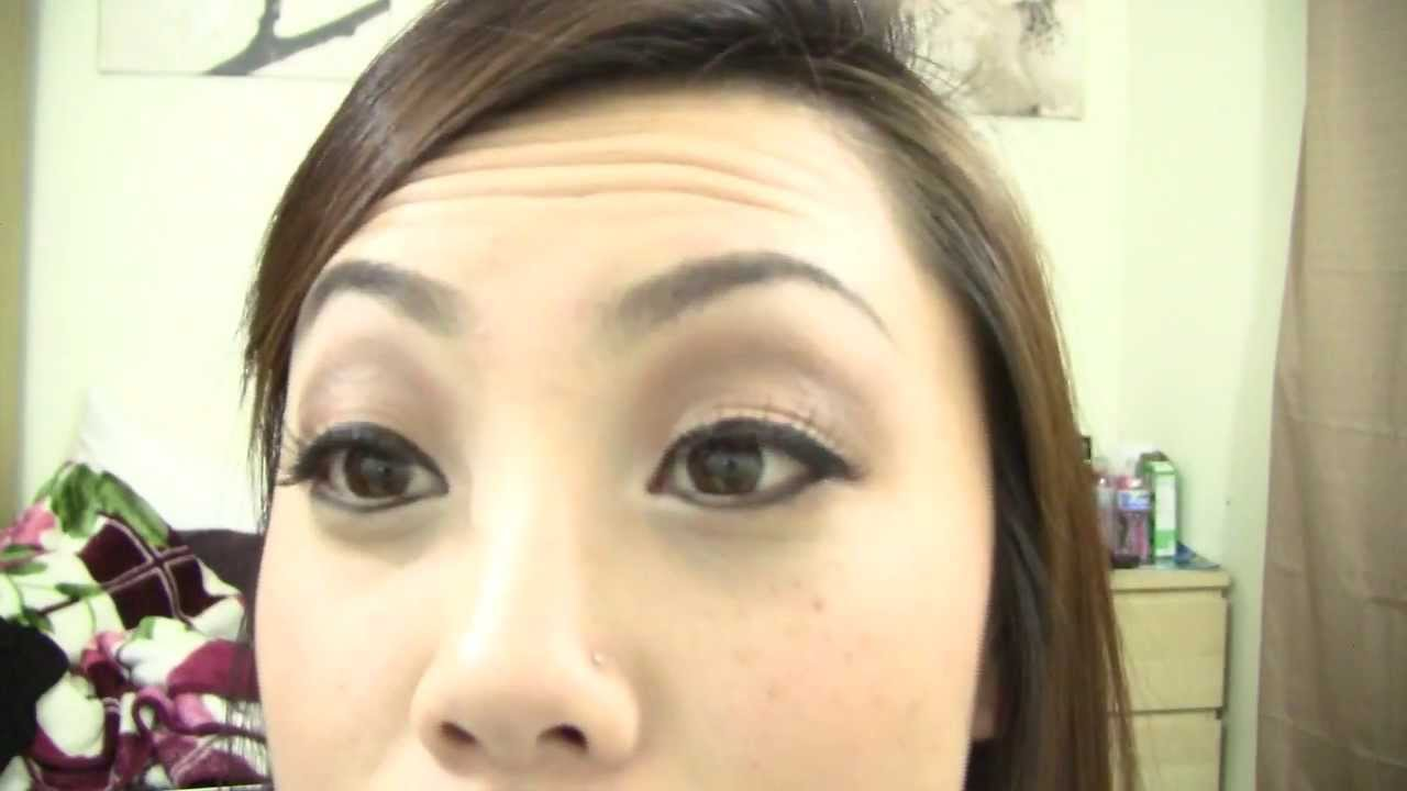 Make Up to Disguise Prominent Eyes